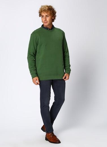 Lee&Wrangler Sweatshirt Yeşil